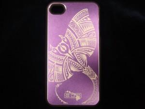 iPhone, case, engraved, Maui, Hawaii