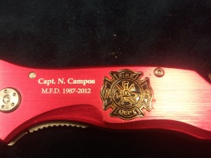 Engraving, Laser Engraved, Custom, Engraving, Knife, Maui, Hawaii