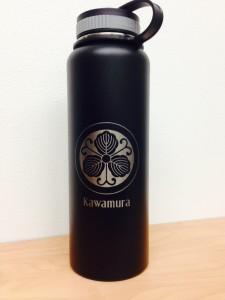 """alt=""""engraved hydro flask maui hawaii"""""""